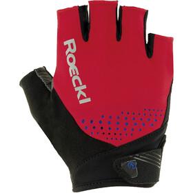 Roeckl Iberia Bike Gloves red/black